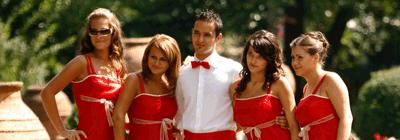 Tá dif�cil escolher com qual casar