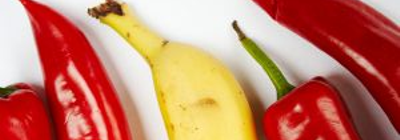 Homem banana vende na feira?